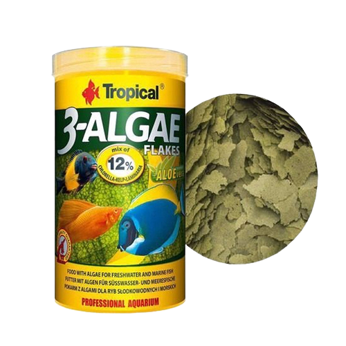 3 Algae Flakes 20g