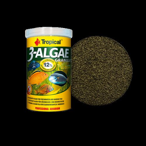 3 Algae Granulada 440g