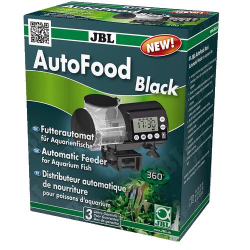 Alimentador Automático Preto