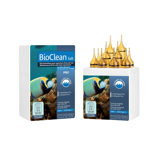 Bioclean Salt Pro 10 Ampolas