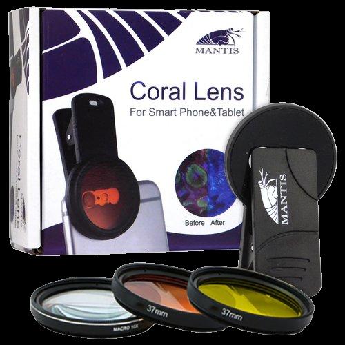 Coral Lens