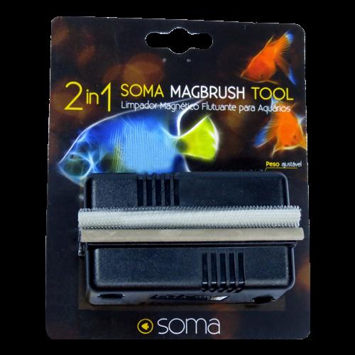 Limpador Magnetico Magbrush - GD