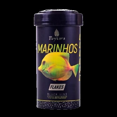 Marinhos Black Line Flakes 30g