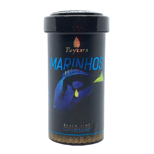 Marinhos Black Line Pallets M 120g