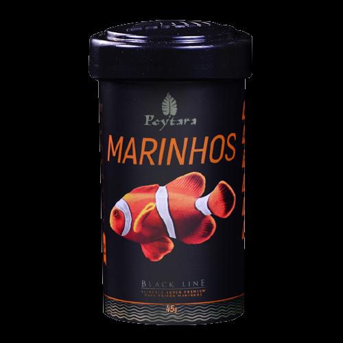 Marinhos Black Line Pallets P 120g