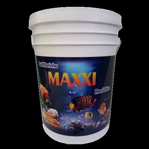 MAXXI Sal Marinho Reef Plus Balde