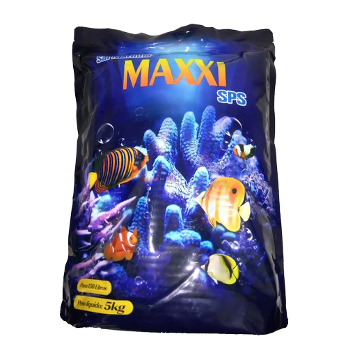 MAXXI Sal Marinho Sps 5Kg