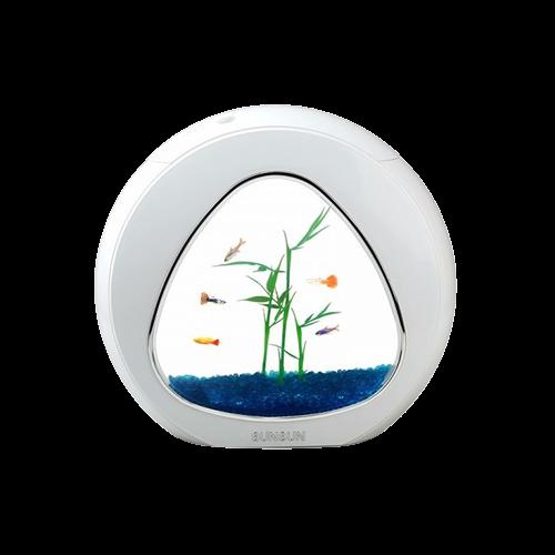 Mini Aquario Ya-03 9L Branco