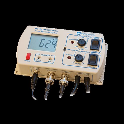pH/ORP Controller MC125