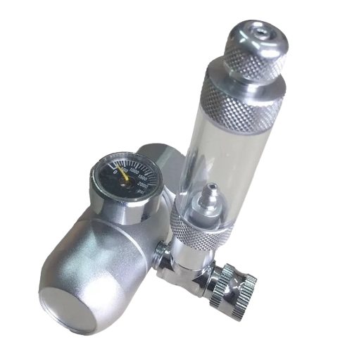 Regulador de CO2 (Manômetro+ContaBolhas)