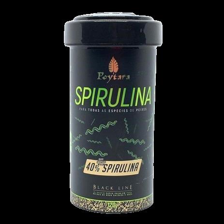 Spirulina Black Line Pallets M 120g