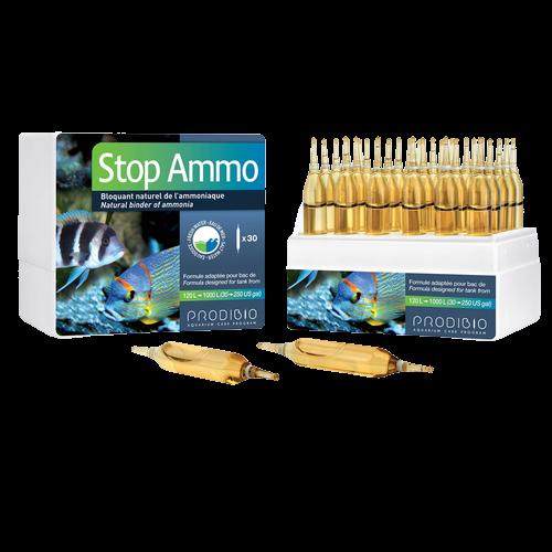 Stop Ammo 30 Ampolas