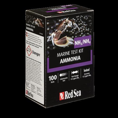 Test Kit Ammonia (NH3/NH4)