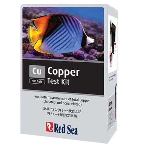 Test Kit Cooper (CU)