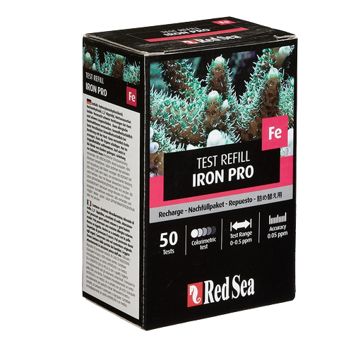Test Refill Iron Pro (FE)