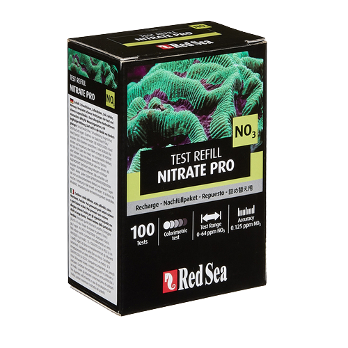 Test Refill Nitrate Pro (NO3)