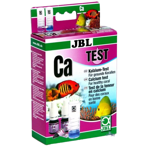 Teste Ca Calcium