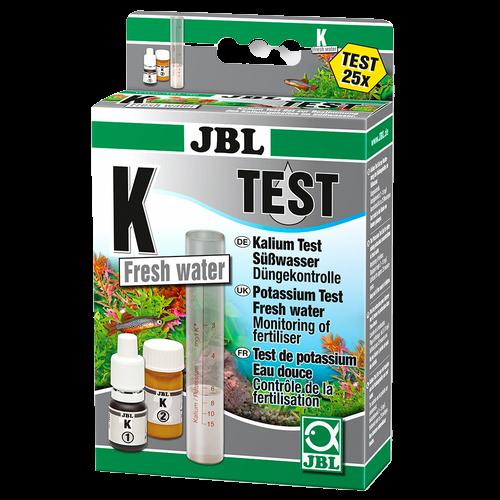 Teste K Potassio