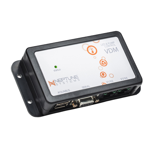 VDM - Led & pump Control