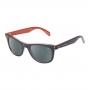 Óculos de Sol Jackdaw 49 Azul Marinho Brilho e Vermelho