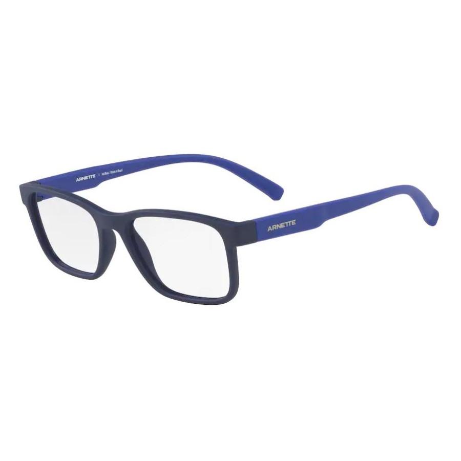 Armação de Grau Arnette Mooca AN7168L Azul Marinho Fosco Tamanho 53