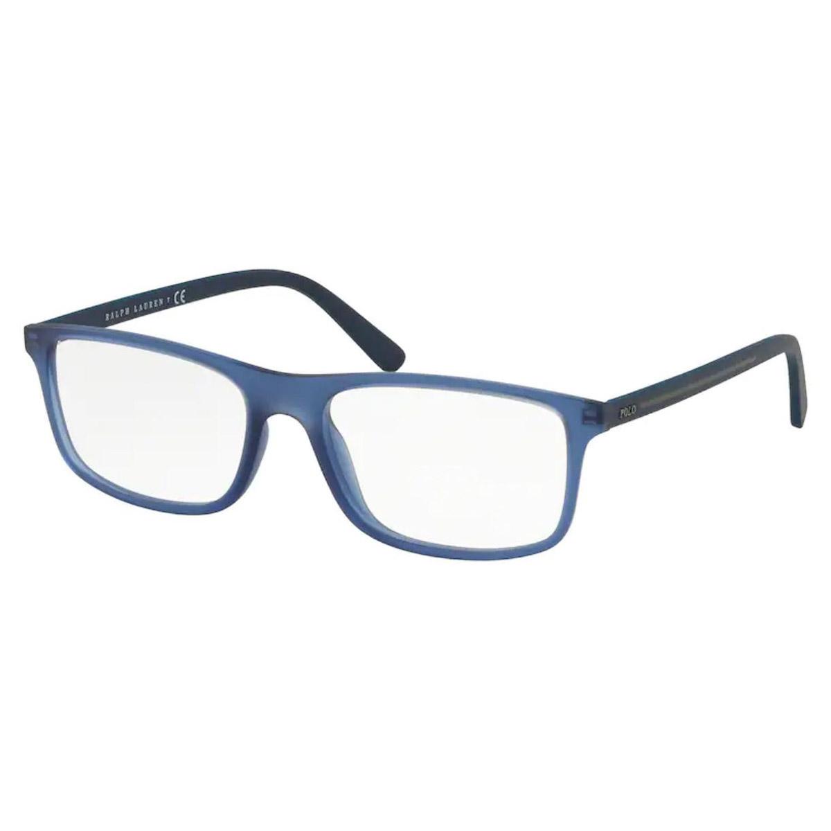 Armação de Grau Polo Ralph Lauren PH2197 Azul Fosco