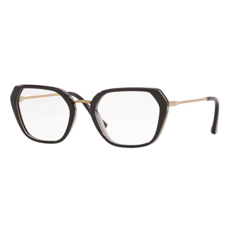 Armação de Grau Vogue Eyewear VO5301L Preto com Cinza Brilho