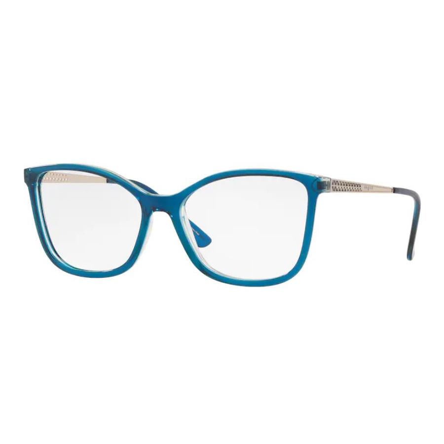 Armação de Grau Vogue VO5334L Azul Claro Translúcido