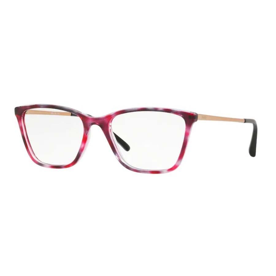 Armação de Óculos Feminino Grazi GZ3051 Rosa Demi e Dourado