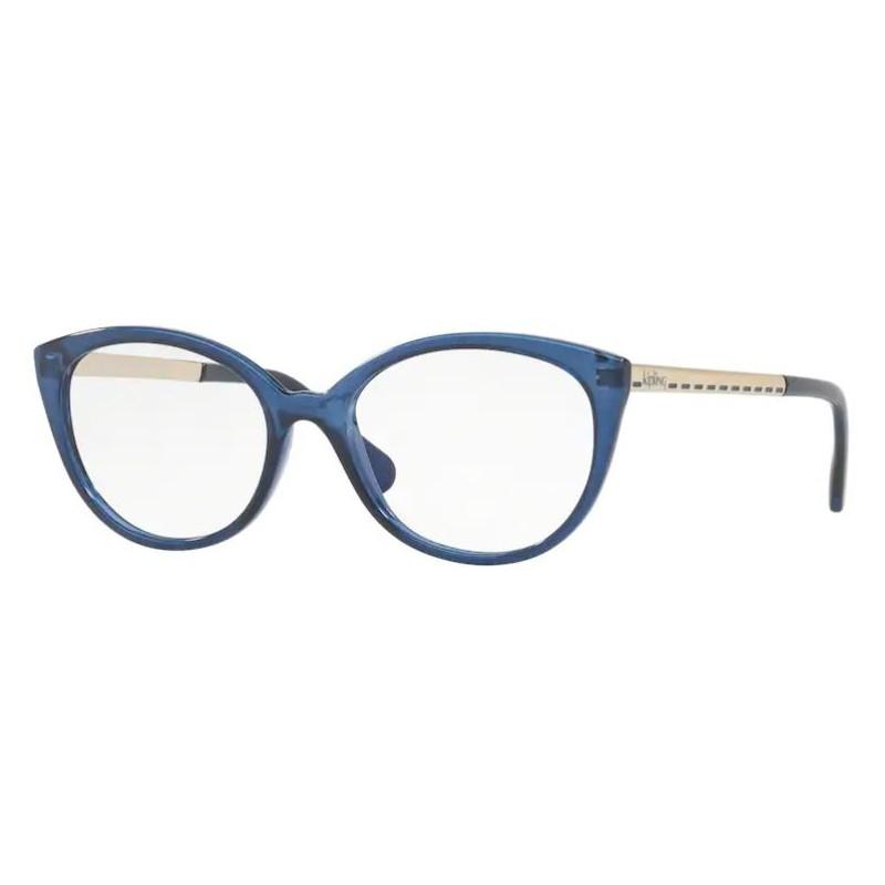 Armação de Óculos Gatinho Kipling Fun KP3093 Azul Translúcido