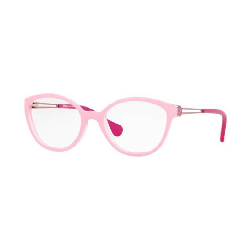 Armação de Óculos Infantil Feminino Kipling KP3123 Rosa Bebê