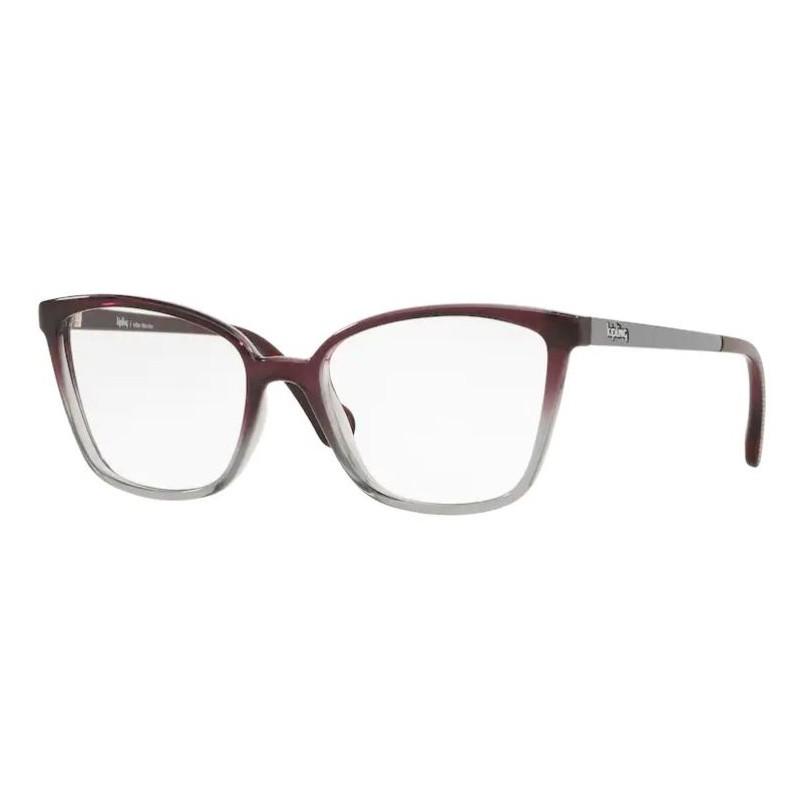 Armação de Óculos Kipling KP3130 Vinho com Cinza Brilho