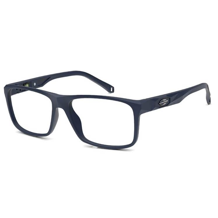 Armação de Óculos Mormaii Kyoto M6083 Azul Escuro Fosco