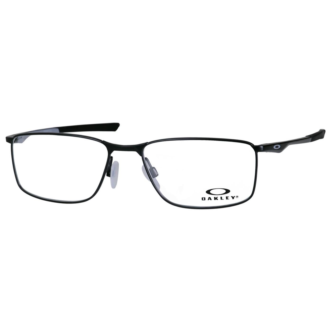 Armação de Óculos Oakley Socket 5.0 OX3217 Metal Preto Fosco