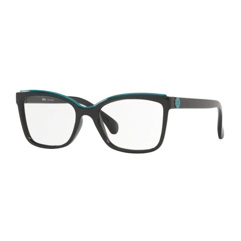 Armação de Óculos Pequena Kipling KP3118 Preto Brilho