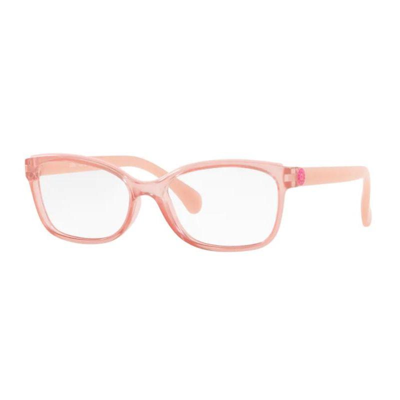 Armação de Óculos Pequena Kipling KP3119 Rosa Claro Brilho