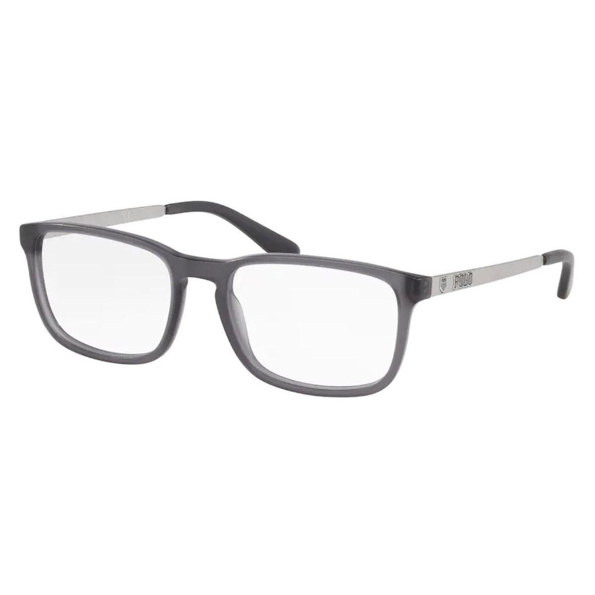Armação de Óculos Polo Ralph Lauren PH2202 Cinza Fosco