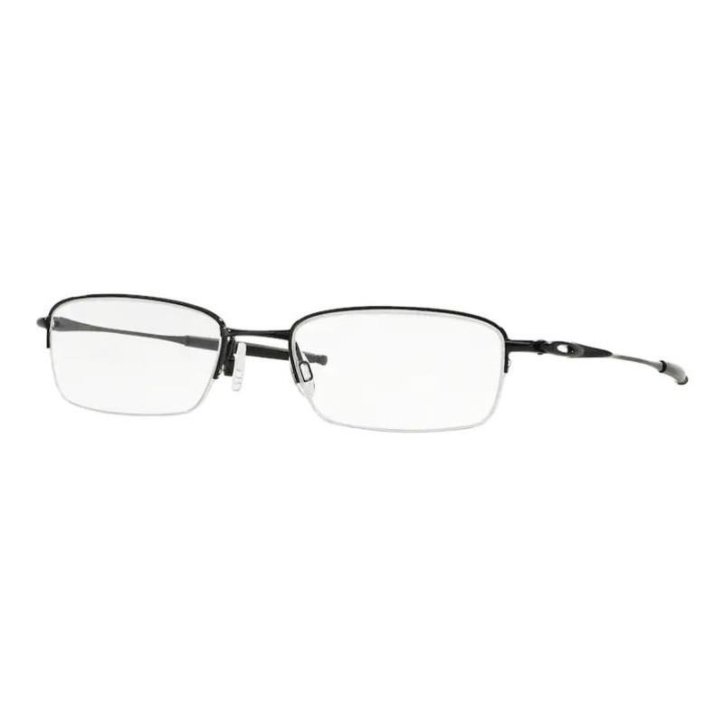 Armação Óculos de Grau Oakley Top Spinner 5B OX3133 Preto Brilho