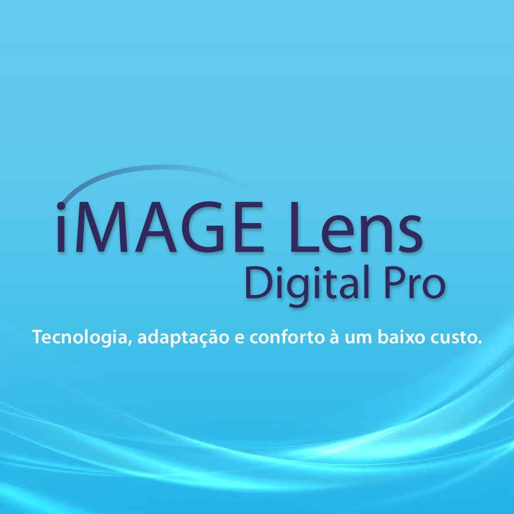 Lente Multifocal Image Antirreflexo Premium e Transitions CR39