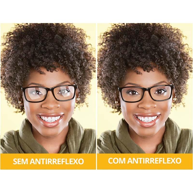 Lente Pronta Kodak 1.50 com Antirreflexo No Reflex