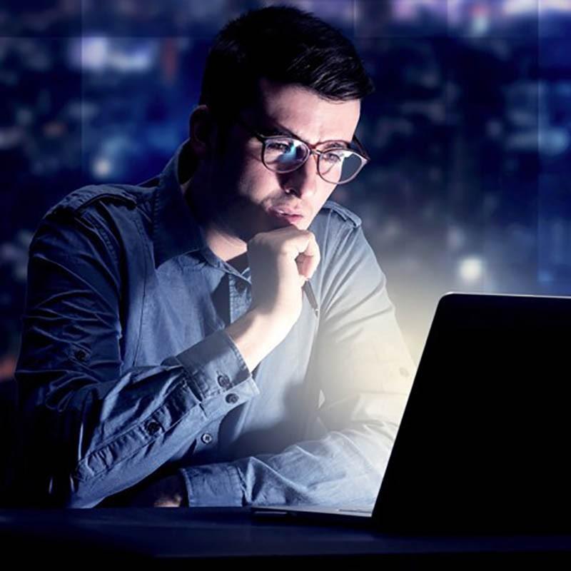 Lente Zeiss Energizeme Digital Visão Simples 1.74 com BlueProtect
