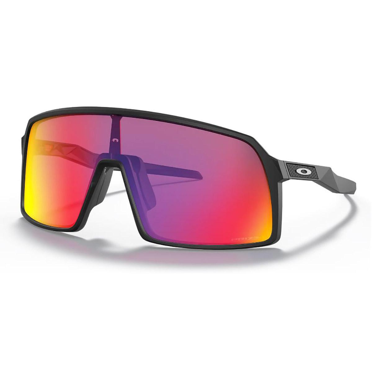 Óculos de Ciclismo Oakley Sutro OO9406 Preto Fosco Prizm Road