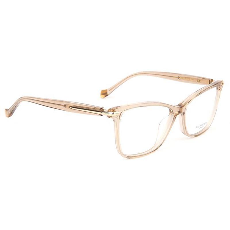 Óculos de Grau Ana Hickmann AH6364 Marrom Translúcido