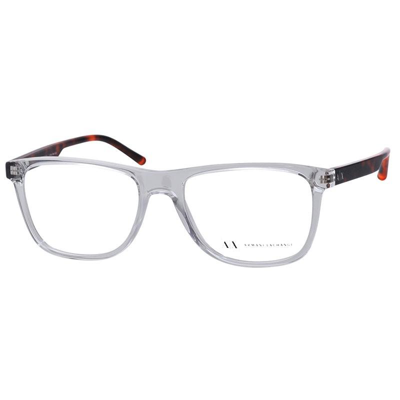 Óculos de Grau Armani Exchange AX3048L Transparente e Tartaruga