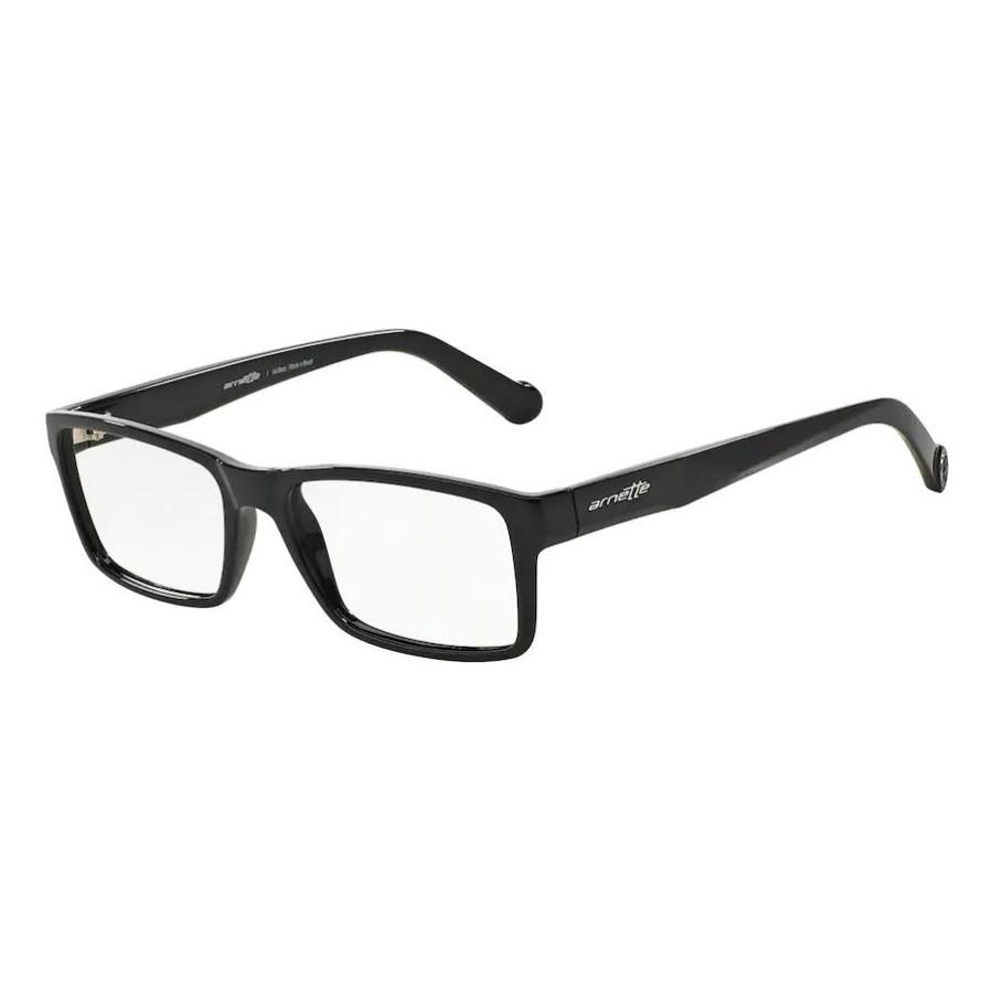 Óculos de Grau Arnette AN7094L Preto Brilho Tamanho 55