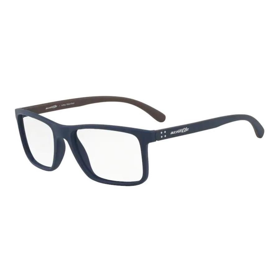 Óculos de Grau Arnette AN7142L Azul Fosco Tamanho 56