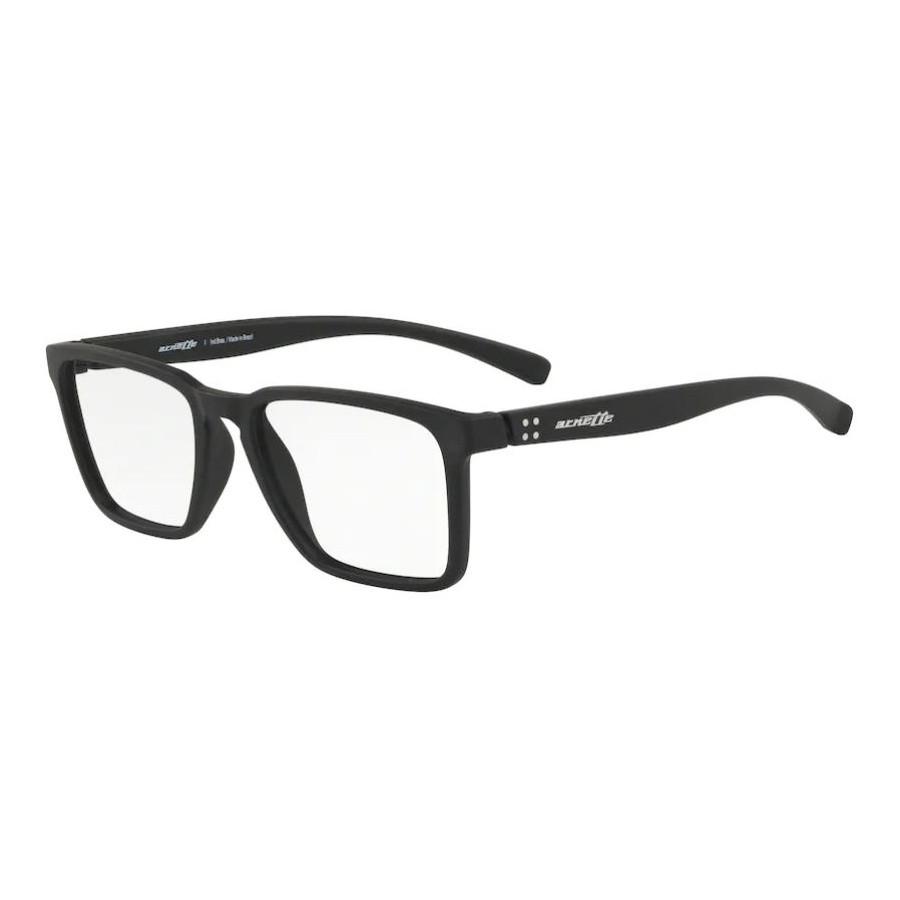 Óculos de Grau Arnette AN7156L Emborrachado Preto Fosco