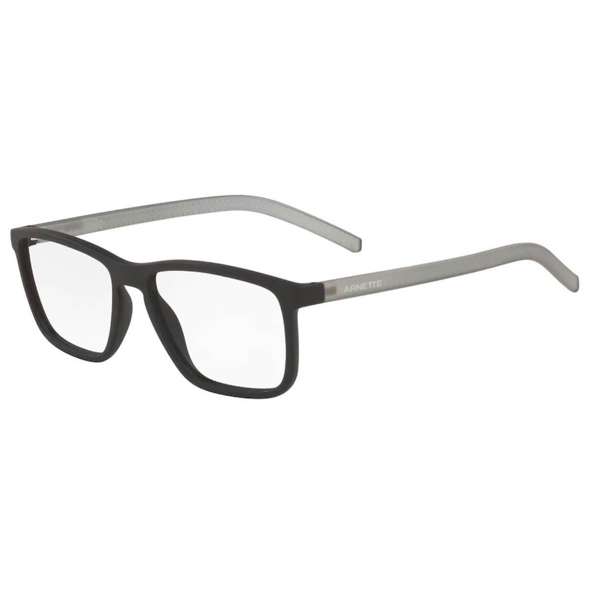 Óculos de Grau Arnette AN7187L Cocoon Preto Fosco Quadrado