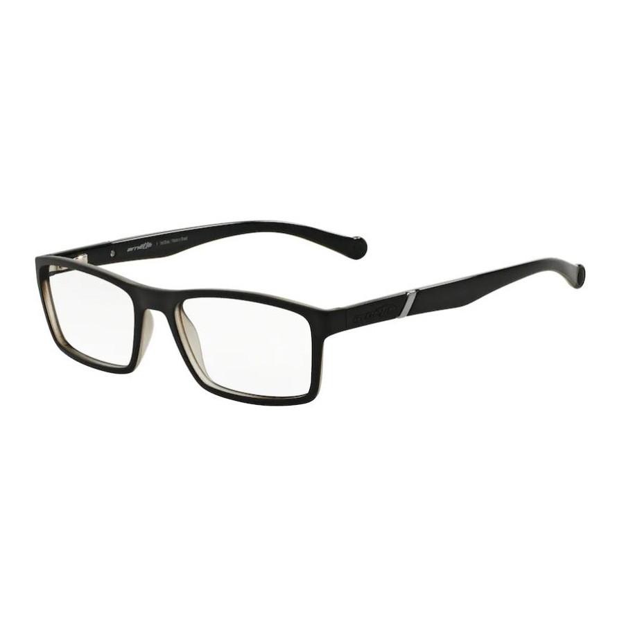 Óculos de Grau Arnette Masculino AN7088L Preto Fosco Tamanho 53