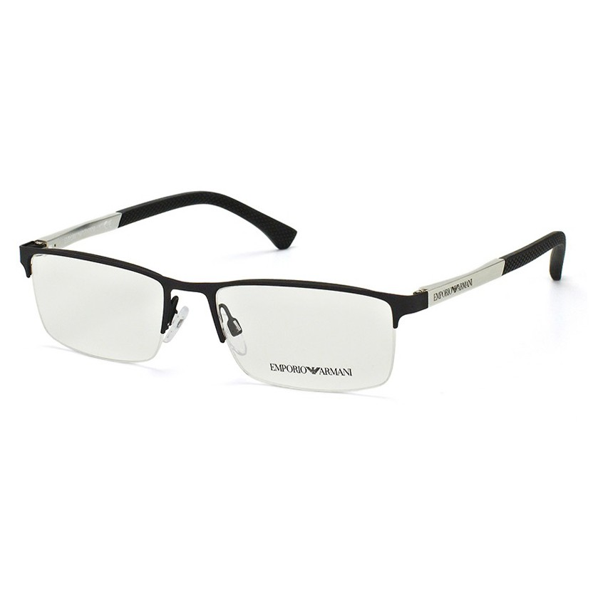 Óculos de Grau Empório Armani EA1041 Retangular Tamanho 57